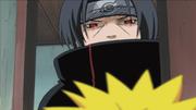 Itachi encontra Naruto