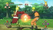 Naruto Storm 2 Lars