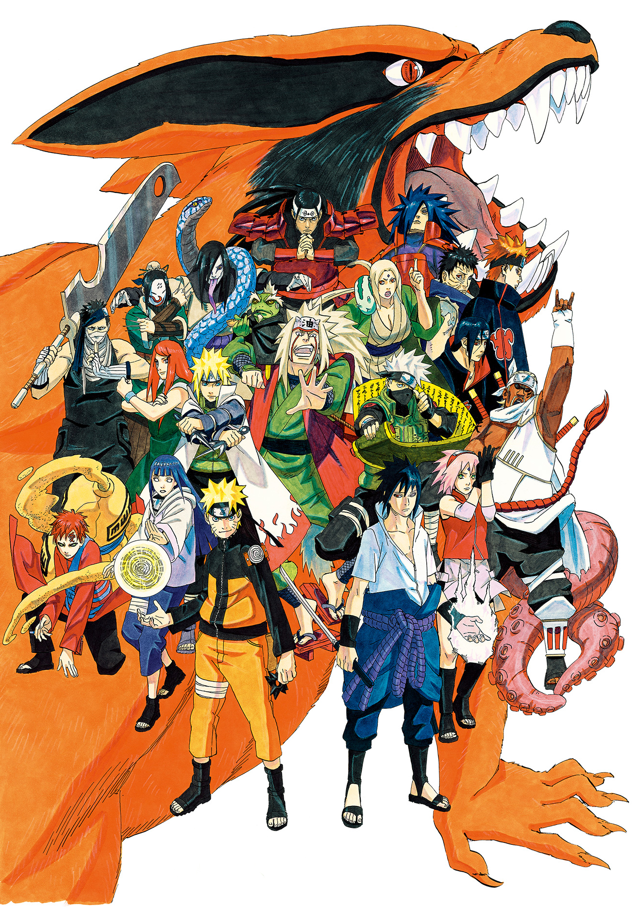 naruto series narutopedia fandom powered by wikia