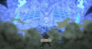 Atuendo Majestuoso Susanoo Anime