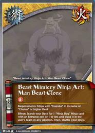 Clon Hombre Bestia BP