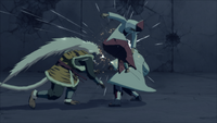 Enma e Hiruzen combo (Game)