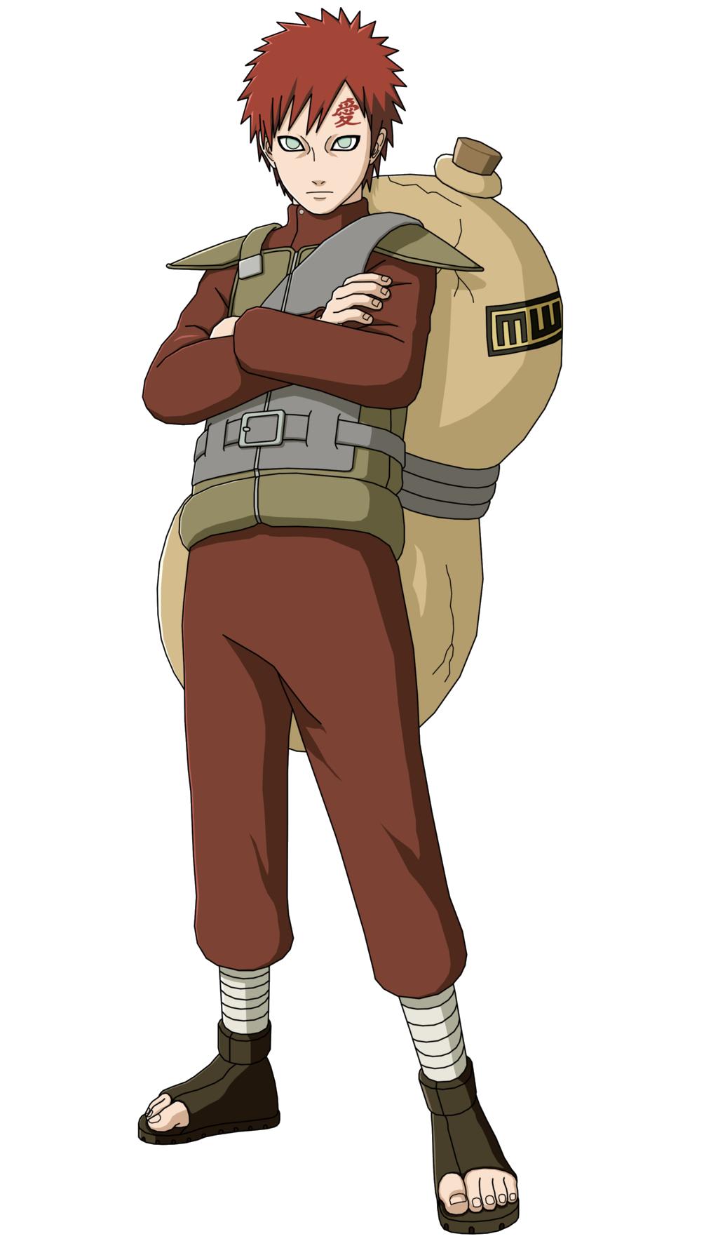 Yoichimarueva kuca Gaara_-_Allied_Shinobi_Forces