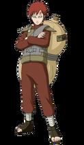 Gaara - Allied Shinobi Forces