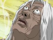 Mizuki depois dos efeitos da poção inompleta