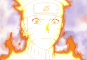 Naruto Modo Control de Chakra