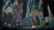 Sakura es capturada por Jako