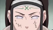 Sello Maldito de la Familia Principal Hyūga Anime