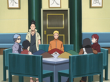 Mitsuki's Disappearance Arc