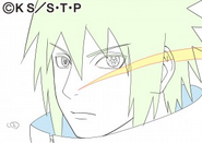 Arte Pierrot - Sasuke (vs Obito)