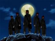 Los Carteros Ninja según los menciona Jiraiya
