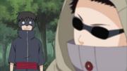 Shino e Torune na infância