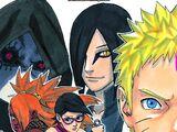 Naruto Gaiden : Le Septième Hokage et le Printemps Écarlate