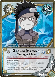 Zabuza Momochi (Días Jovenes) TP2