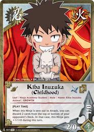 Kiba Inuzuka (Infancia) TP2