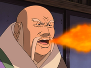 Mōsō using Fire Release