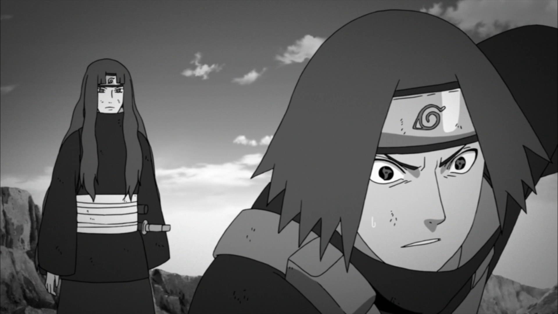 Imagem - Naori aparece atrás de Naka.png   Wiki Naruto ...