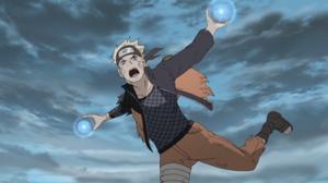 Rasenrengan Anime