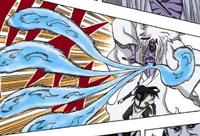 Selo Consumidor do Demônio Morto Liberar de Orochimaru (Mangá)