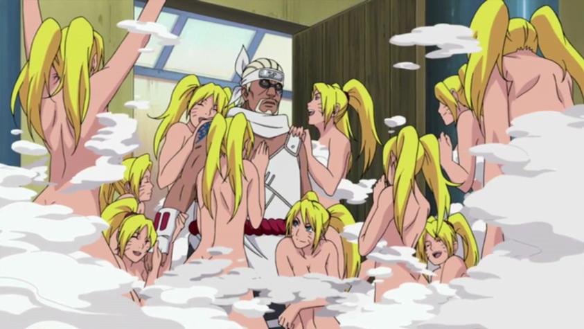 Jutsu Harem Naruto Wiki Fandom Powered By Wikia