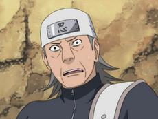Miembro Anónimo de la Primera División de Kumogakure