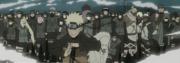 Naruto y las Cinco Divisiones unidas