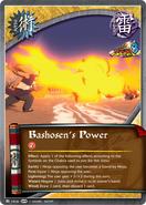 Poder del Bashosen