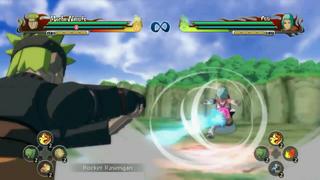 Rocket Rasengan
