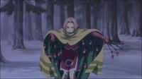 Sakura Fubuki no Jutsu