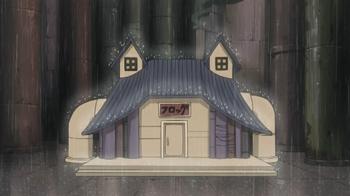 A seemingly unsuspicious house…