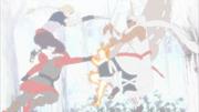 Yugito e Han vs. Naruto e B