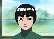 Rock Lee Parte I Anime