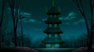Torre das Cordilheiras