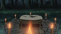 8 Trigrams Seal Altar