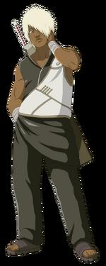 Darui's full body