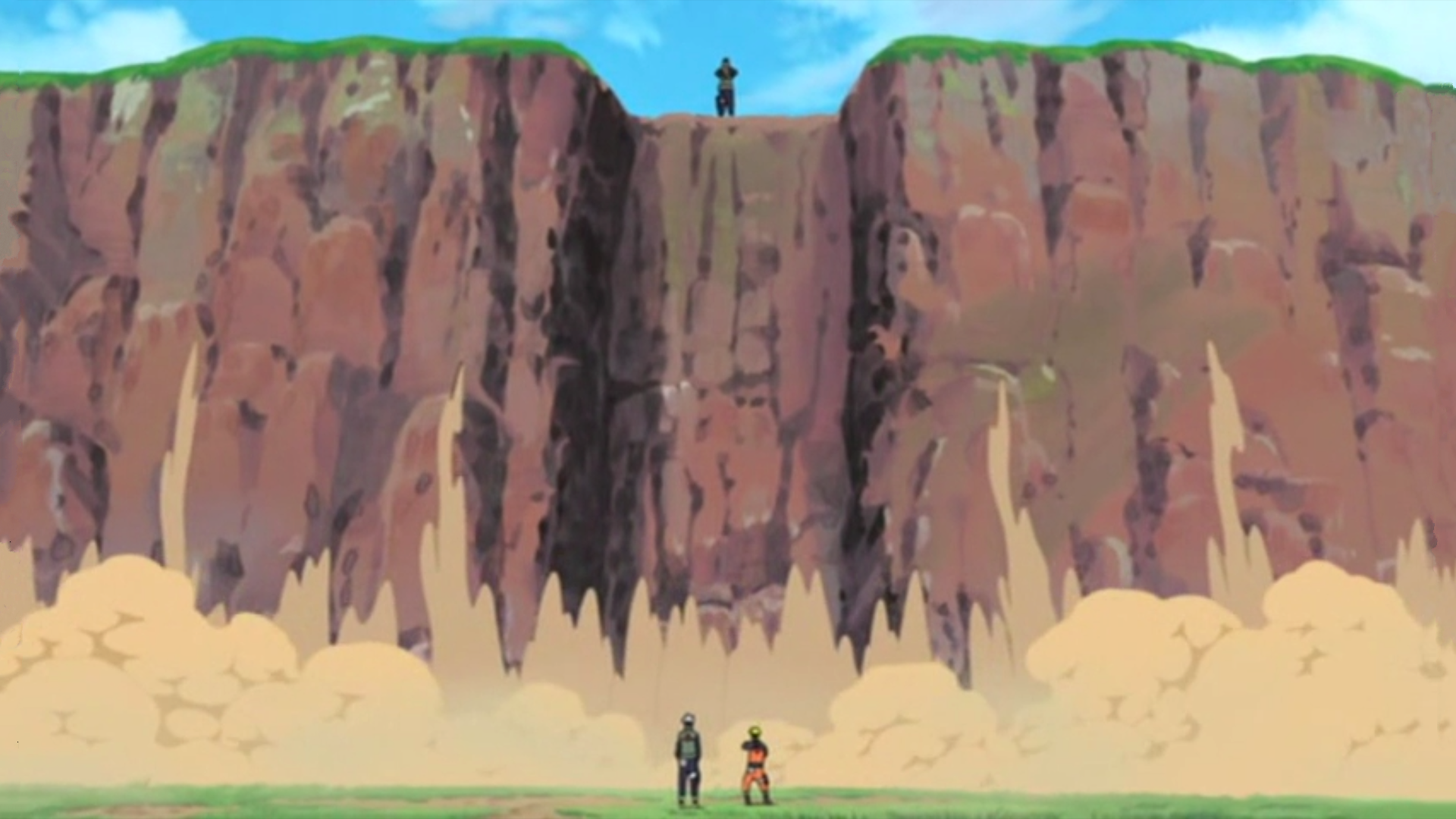 Earth Release: Earth-Style Rampart | Narutopedia | FANDOM