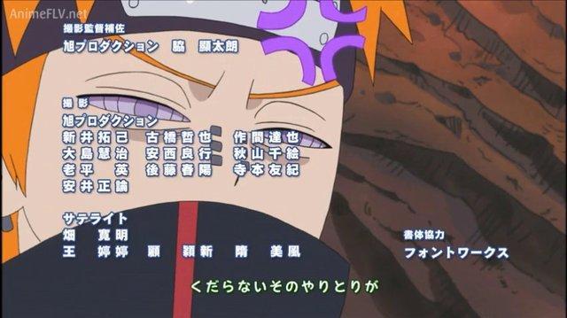 Ending 3 Naruto SD1