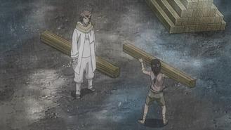 Futami decides to help Hagoromo