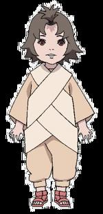 Kurenai's child The Last