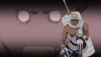 Telepatia da Besta com Cauda (B e Gyuki)