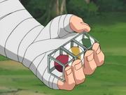 Tres Píldoras de Colores Anime