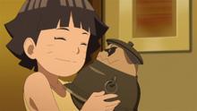 Himawari and Shukaku