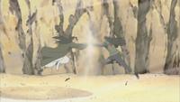 Hizashi vs. Hiashi