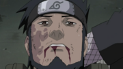 Asuma Dying