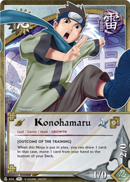 Konohamaru TP4