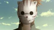 Máscara ANBU de Hinoko