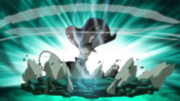 Minato defeats Tobi
