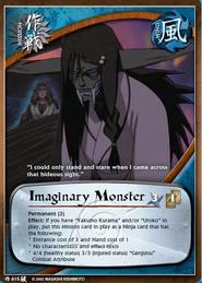 Monstruo Imaginario BP