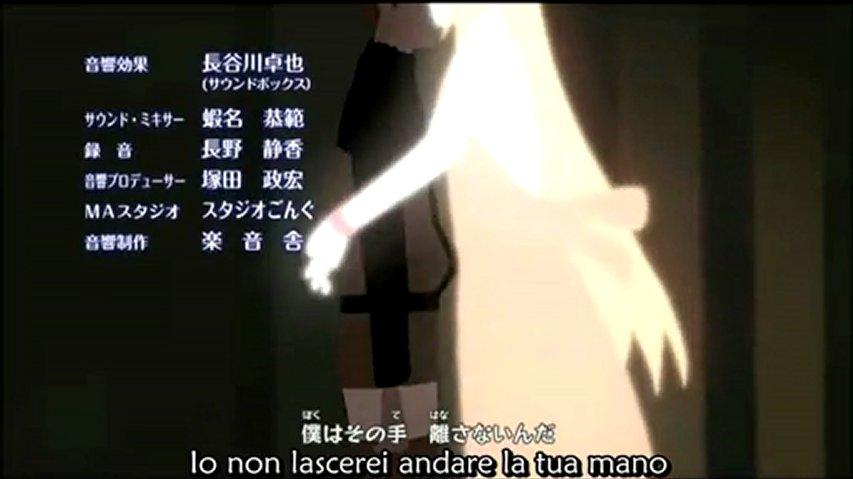 "Naruto Shippuden ED 20 ""By my side"""