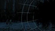 Sasuke e Itachi usam Amaterasu nas teias